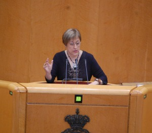 Senadora Eloísa Álvarez